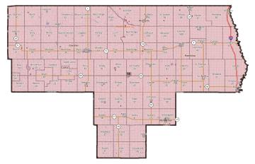 D 10 Map